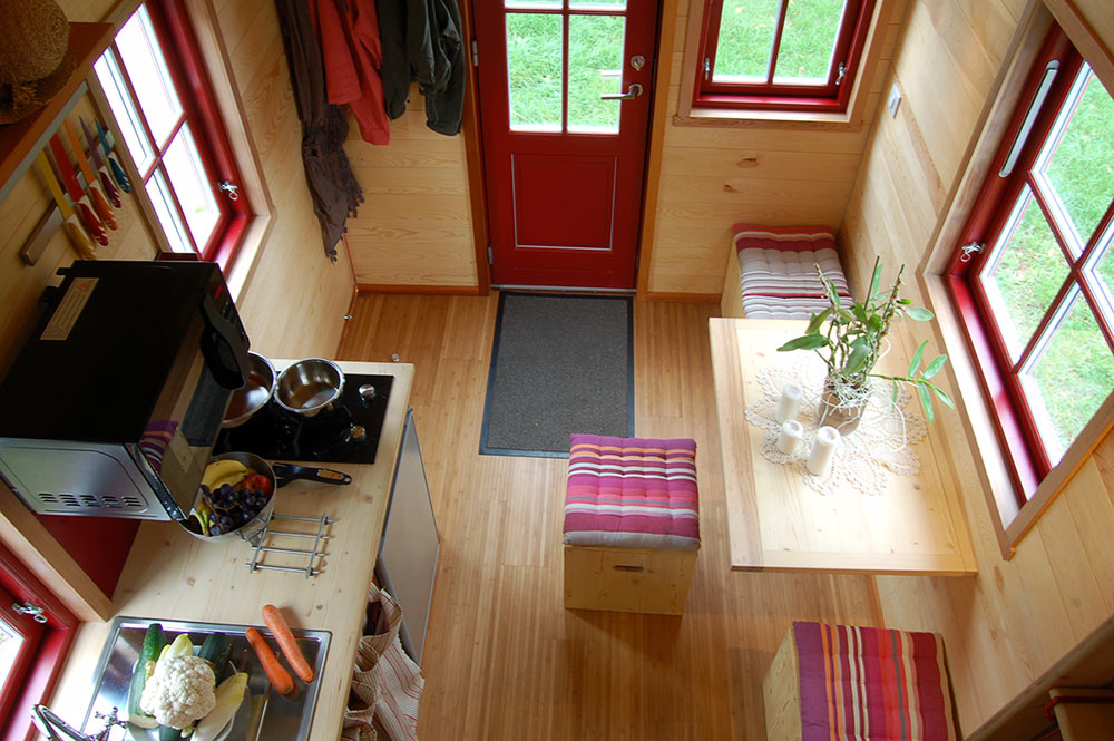 tiny house milv tiny house concept. Black Bedroom Furniture Sets. Home Design Ideas