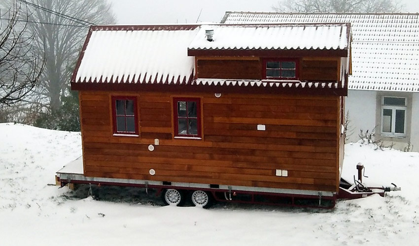 isolation tiny house
