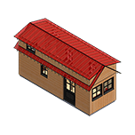 Tiny house Aten