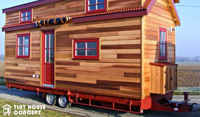 tiny house concept micromaisons fabriqu es en france. Black Bedroom Furniture Sets. Home Design Ideas