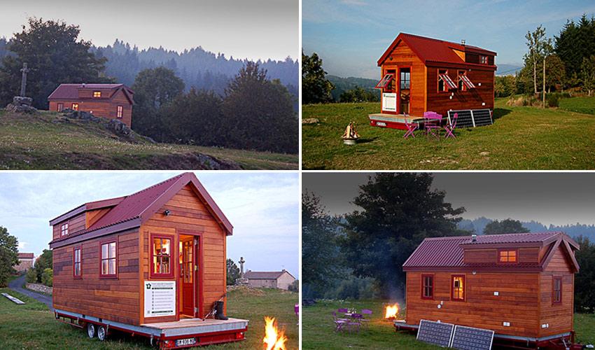 l 39 isolation de la tiny house. Black Bedroom Furniture Sets. Home Design Ideas