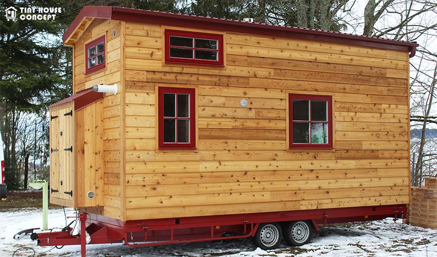 Tiny house Aten 560 L